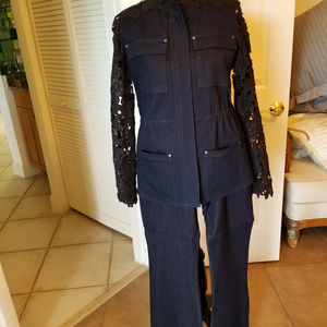 Ellie Tahari Pant Suit